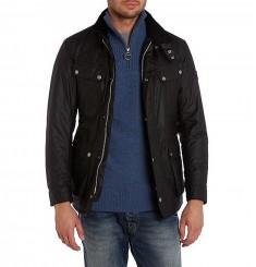 Куртка вощёная мужская
