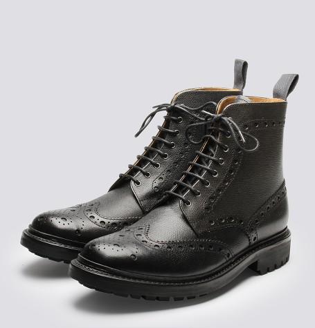 Ботинки броги дерби Alpine 41.5