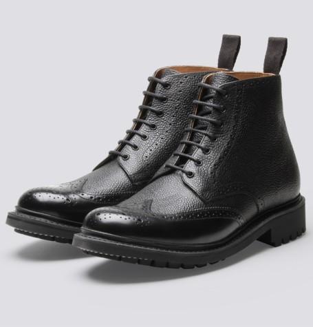 Ботинки броги дерби SHARP 41.5