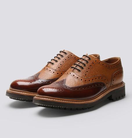 Туфли броги STANLEY 43.5