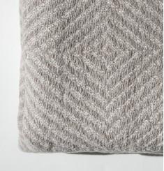 Плед из 100% умягчённого льна 'Твид' NEW