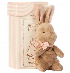 Мой первый заяц в коробке, розовый