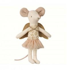 Мышка старшая сестра Ангел в чемодане