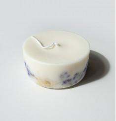 """Ароматизированная мини-свеча из соевого воска """"Полевые цветы"""""""