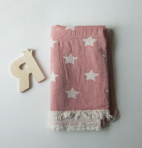 'LOVE YOU TO THE MOON' одеяльце для детей