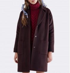 Пальто Tom Boy утеплённое