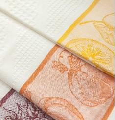 Кухонные полотенца 'HOME SWEET HOME ...и мамины пироги' (набор 3 шт)