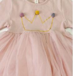 Платье маленькой принцессы
