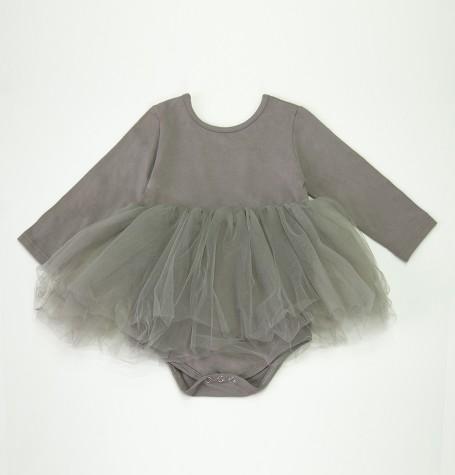 Платье-боди маленькой принцессы