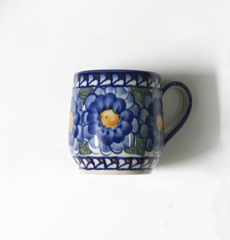 Чашка цветы