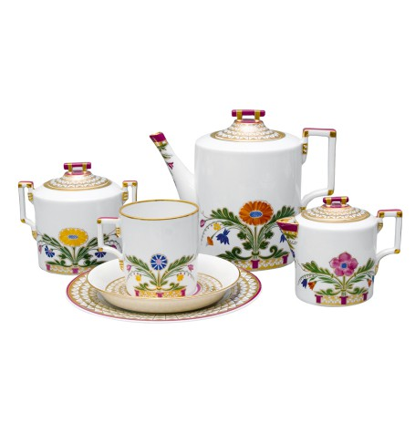 Сервиз чайный ''Замоскворечье'' 6 персон, 20 предметов