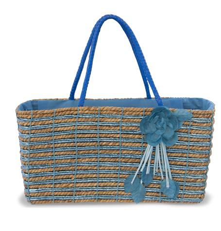 Корзина пикник плетеная мини