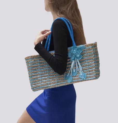 Корзина пикник плетеная