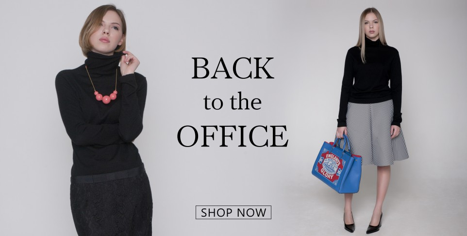 back to office